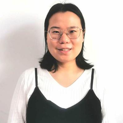 Huo Wenjuan headshot