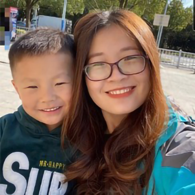 Haixia Zhang headshot